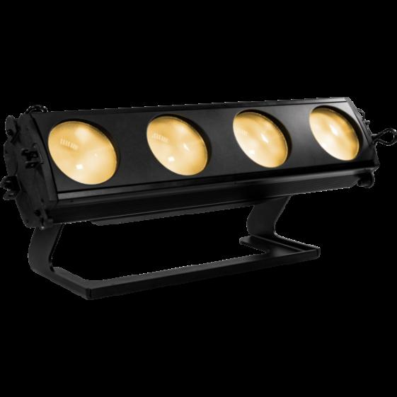 MUSIC & LIGHTS ARENACOB4HALO LED прожектор 4 x 85 W