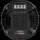 MUSIC & LIGHTS FLATCOB80UV LED прожектор 1 x 80 W