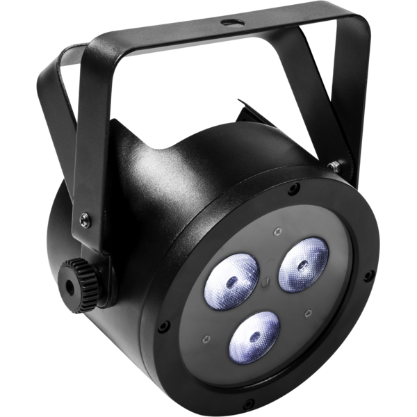 MUSIC & LIGHTS FLATPAR3H LED прожектор 3x12W
