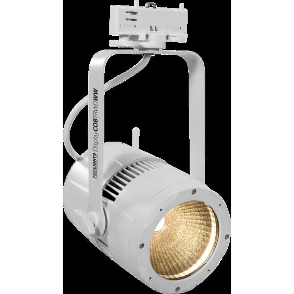 ProLights DISPLAYCOBTRWDWW LED прожектор 1 х 45 W, трековая система