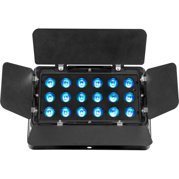 ProLights QUADRO18UTRI LED прожектор 18х3W