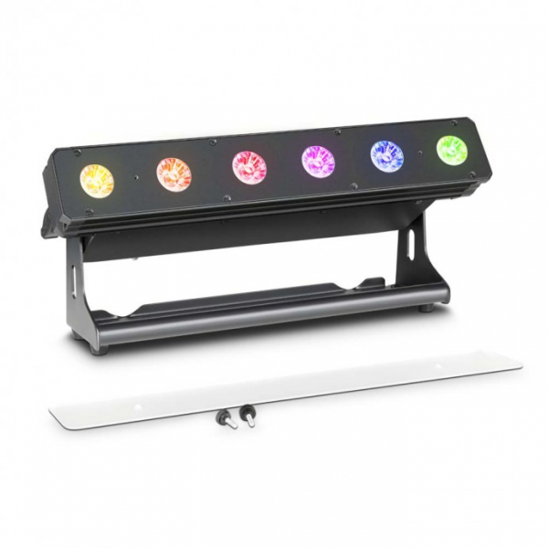 Adam Hall CAMEO PIXBAR 500 PRO профессиональный световой прибор, 6 x 12 W RGBWA+UV LED Bar