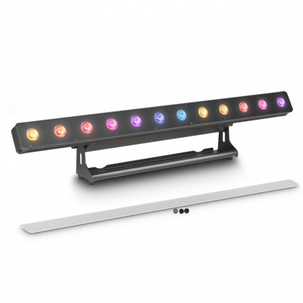Adam Hall CAMEO PIXBAR 600 PRO профессиональный световой прибор, 12 x 12 W RGBWA+UV LED Bar