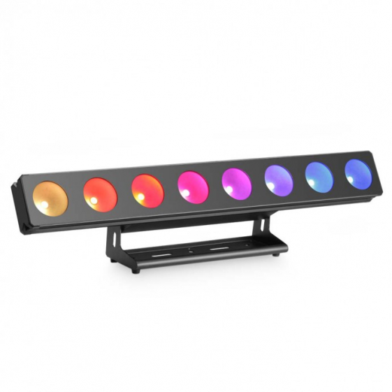 Adam Hall CAMEO PIXBAR 650 CPRO профессиональный световой прибор, 8 x 30 W COB LED bar