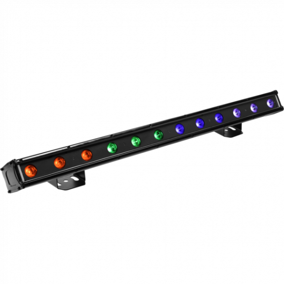 MUSIC & LIGHTS LUMIPIX12TRIIP линейка LED BAR 12 x 3 W
