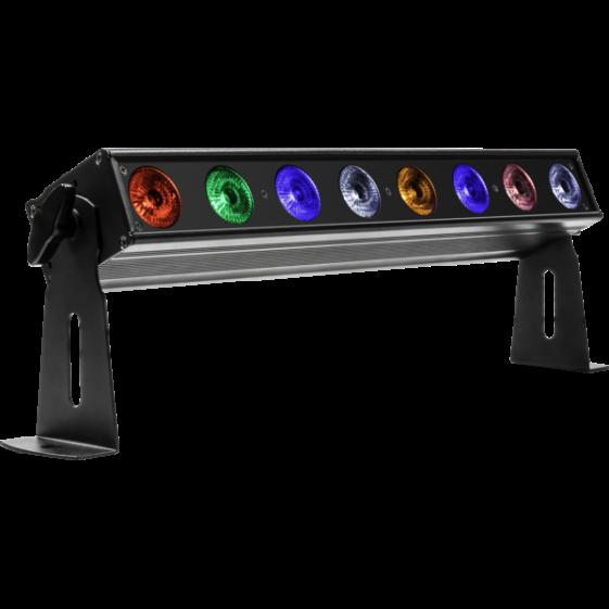 MUSIC & LIGHTS LUMIPIX8H линейка LED BAR 8 x 12 W