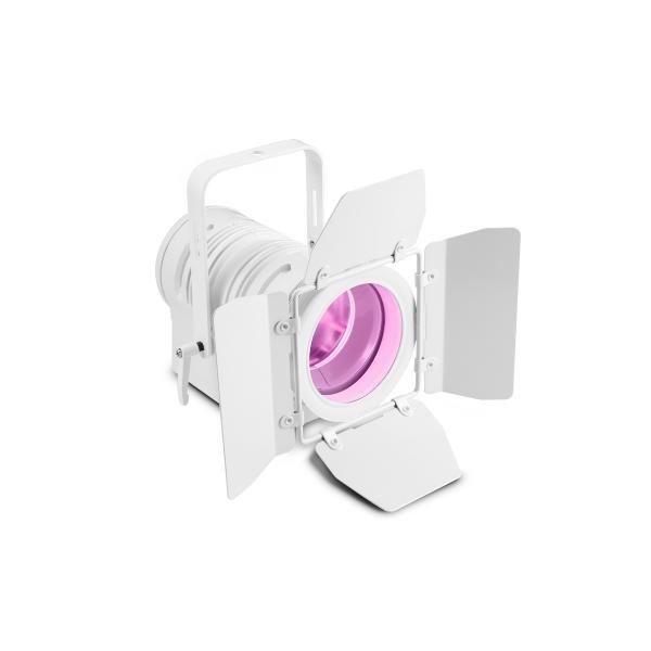 Cameo TS 60 W RGBW WH театральный LED прожектор с плоско-выпуклой линзой
