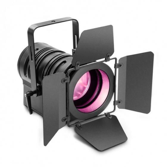 Adam Hall Cameo TS 60 W RGBW театральный LED прожектор с плоско-выпуклой линзой