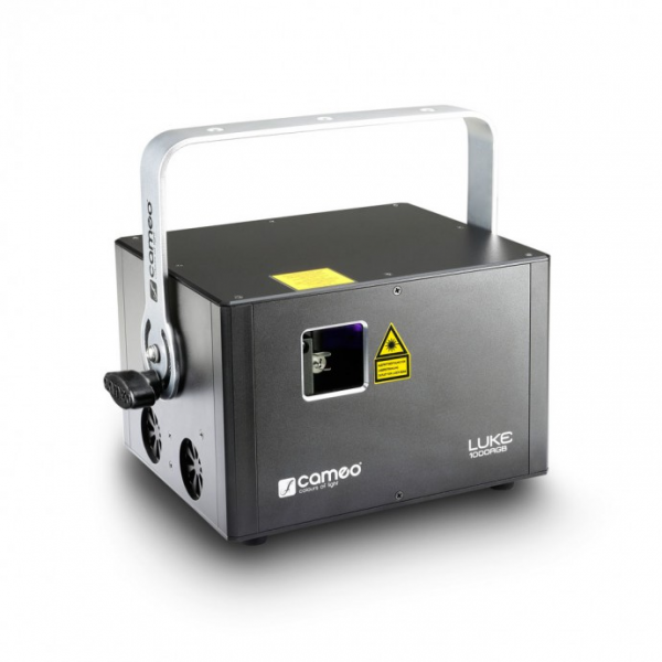 Adam Hall CAMEO LUKE 700 RGB лазерный прожектор 700 mW RGB