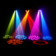 Adam Hall Cameo NANOSCAN 100 LED Mini Gobo сканер 10 W