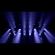 ProLights AIR18Z (Music&Lights) вращающаяся голова 18x15W RGBW-FC LEDs
