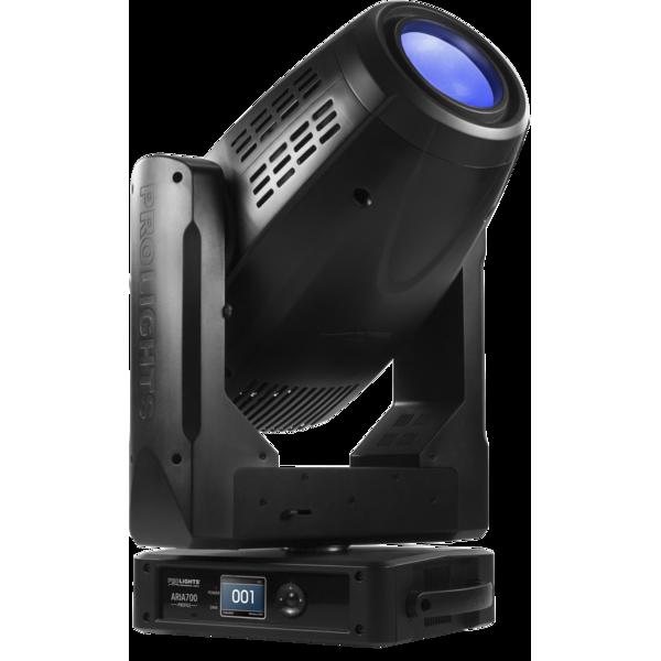 ProLights ARIA 700 PROFILE вращающаяся голова 1x400 W RGBW LEDs