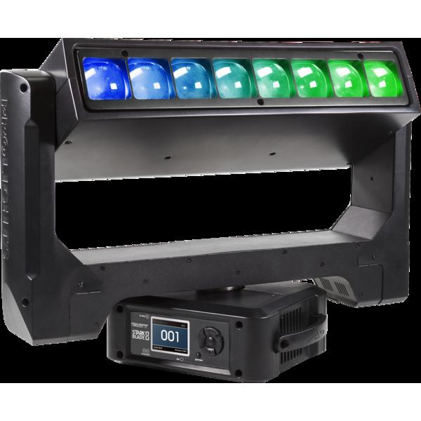 ProLights STARK BLADE вращающаяся голова 8 x 40 W RGBW