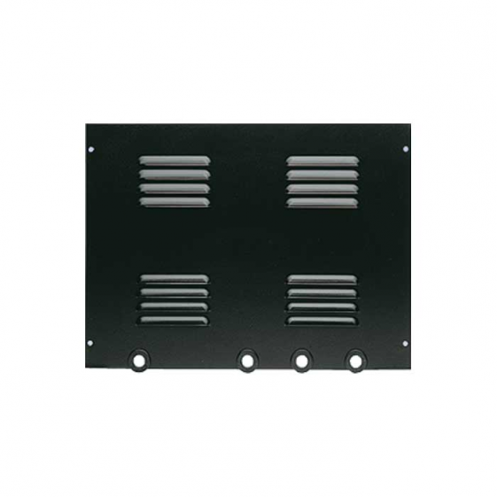 """PASO P5408-D Задняя панель 8U для рэковой стойки 19"""""""