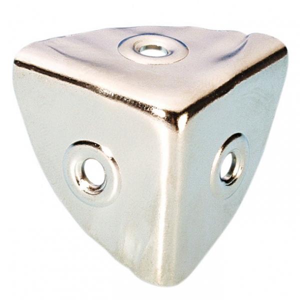 Adam Hall 4008 уголок плоский никелированный