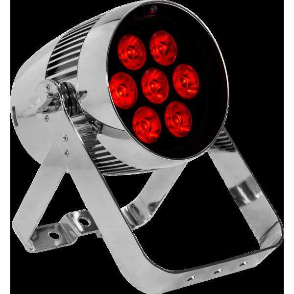 MUSIC & LIGHTS Z7SPOT беспроводной световой прибор 7 x 10 W