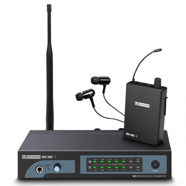 Системы In-Ear мониторинга