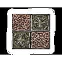 Декоративные металлические вставки
