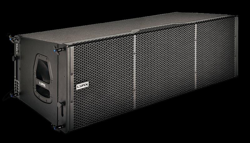 LynxPro Audio Line Array LX-V12